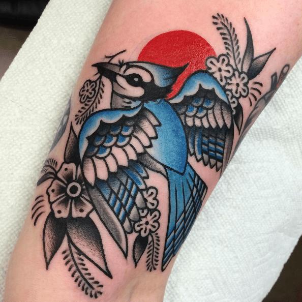 spencer harrington tattoo vintage ink wine