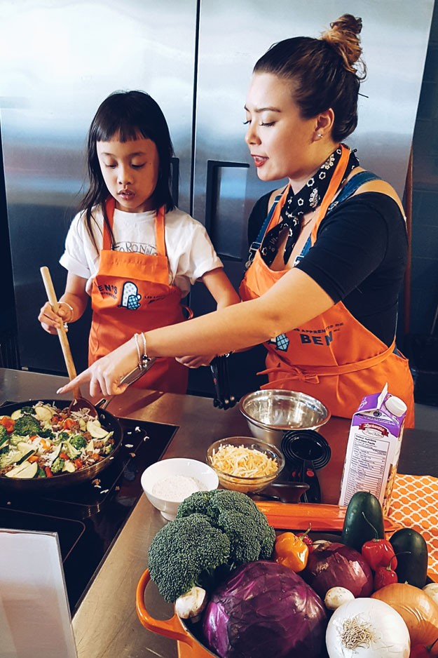 Uncle Ben's Cooking With Kids Recipes and Tips To Help Your Get Kids In The Kitchen! - Gracie Carroll