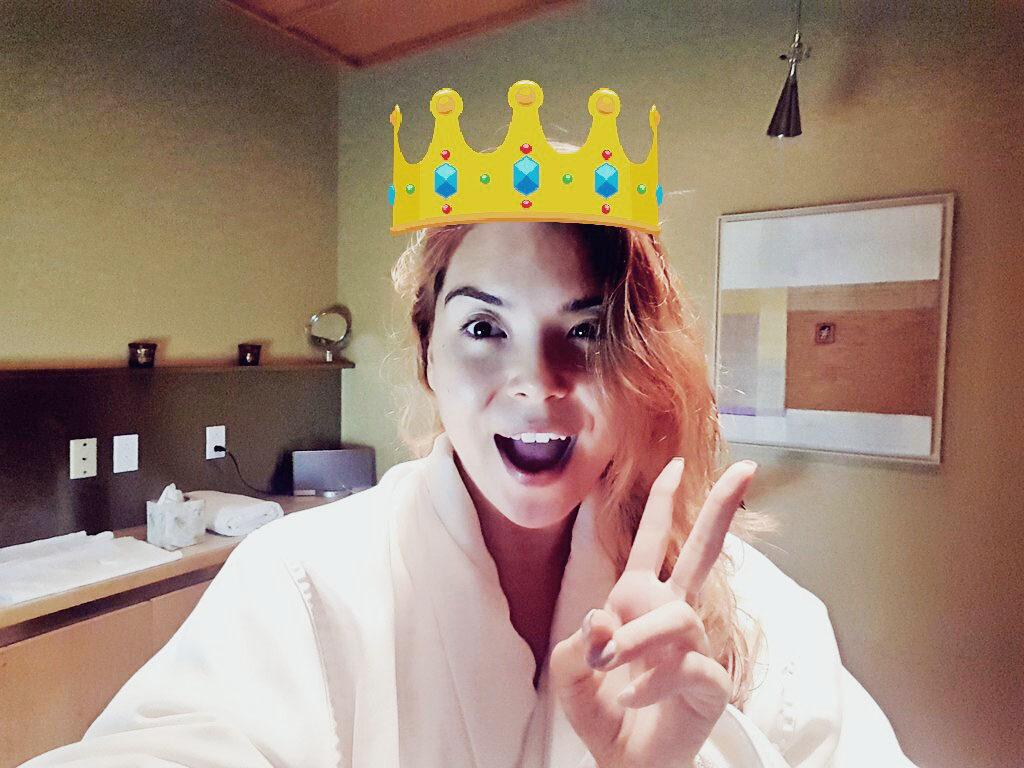 Gracie Carroll Beautylicious 2016 Toronto