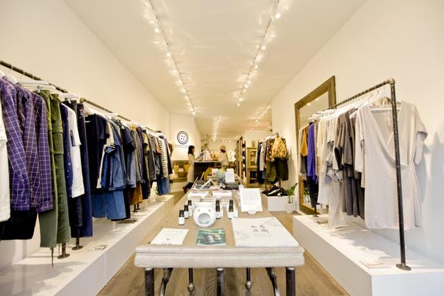 My Top 5 Best Places to Buy Jeans in Toronto for FLARE Blue Button Shop