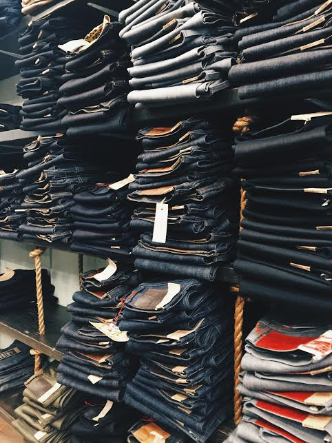 My Top 5 Best Places to Buy Jeans in Toronto for FLARE dutil denim