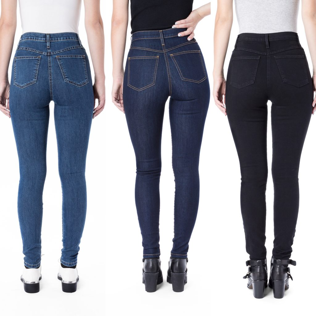 My Top 5 Best Places to Buy Jeans in Toronto for FLARE - Iris Denim