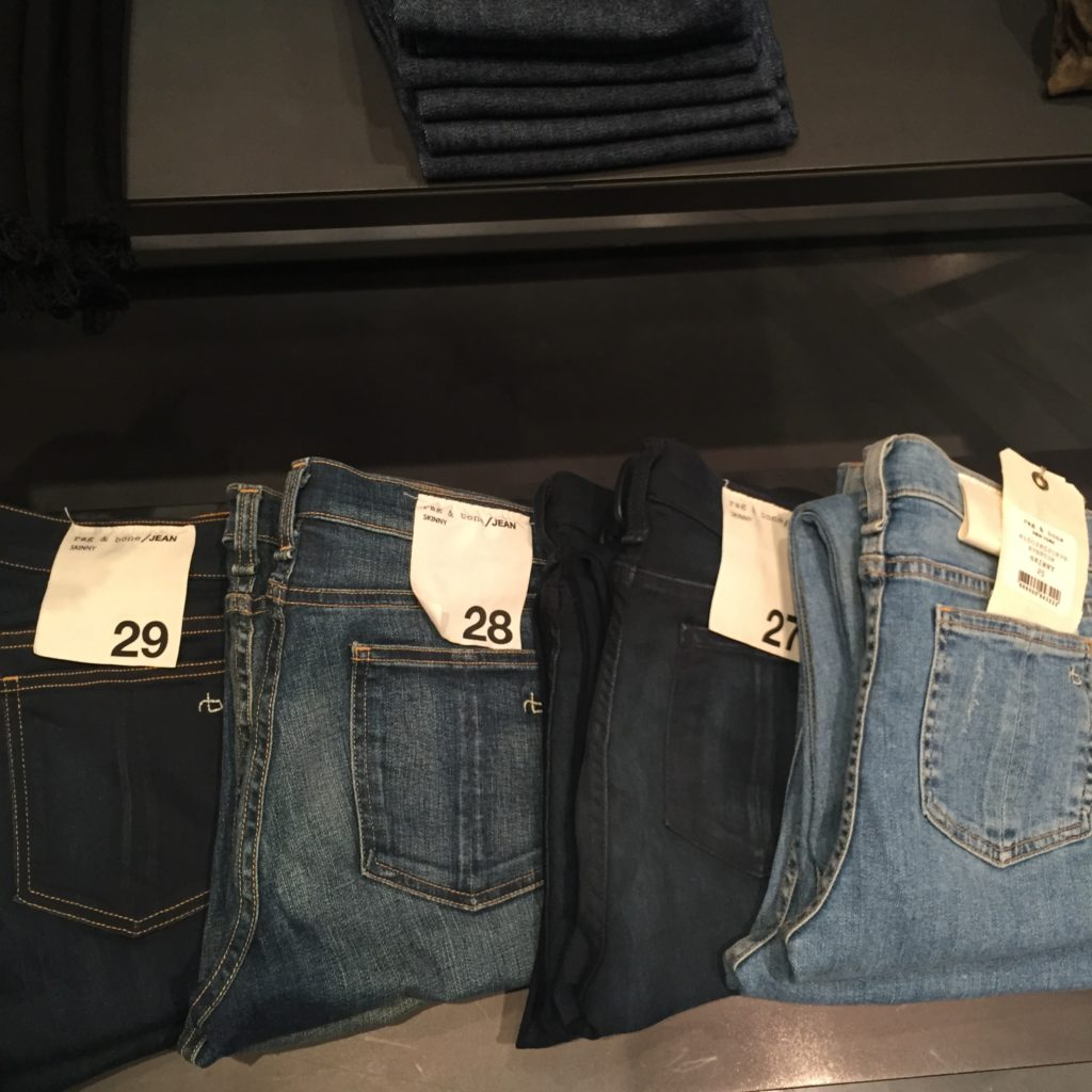 My Top 5 Best Places to Buy Jeans in Toronto for FLARE tnt yorkville