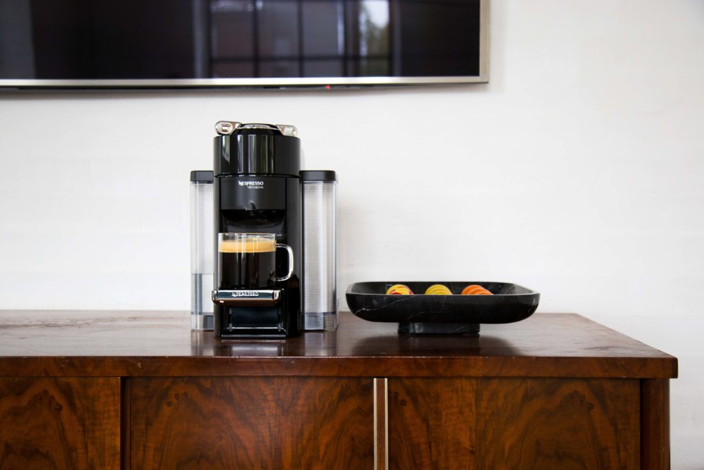 Gracie Carroll - Nespresso Morning - Coconut Milk Latte Recipe