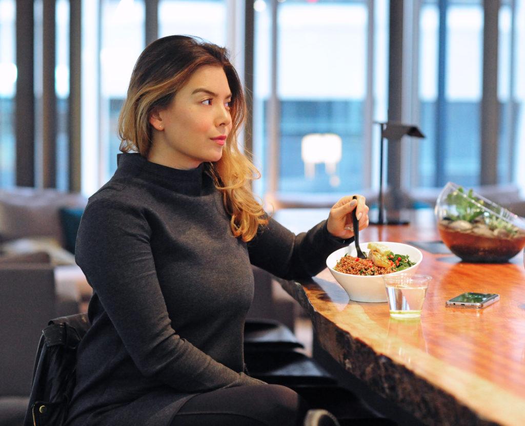 Healthy Lunch Spots Toronto - Equinox