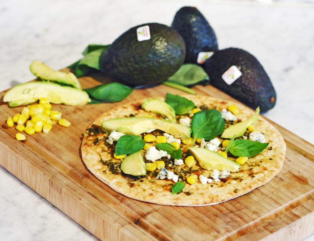Gracie Carroll - Avocado Pizza Recipe - Avocados from Mexico