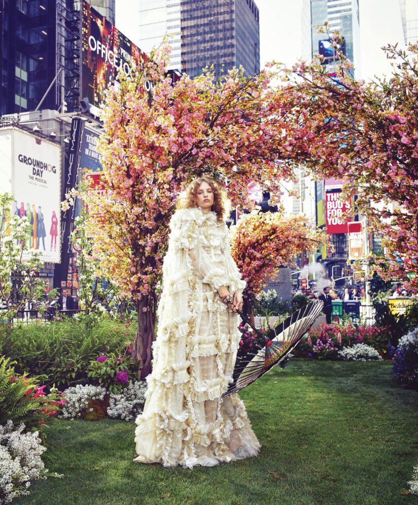 Gucci Bloom Fragrance Campaign Petra Collins