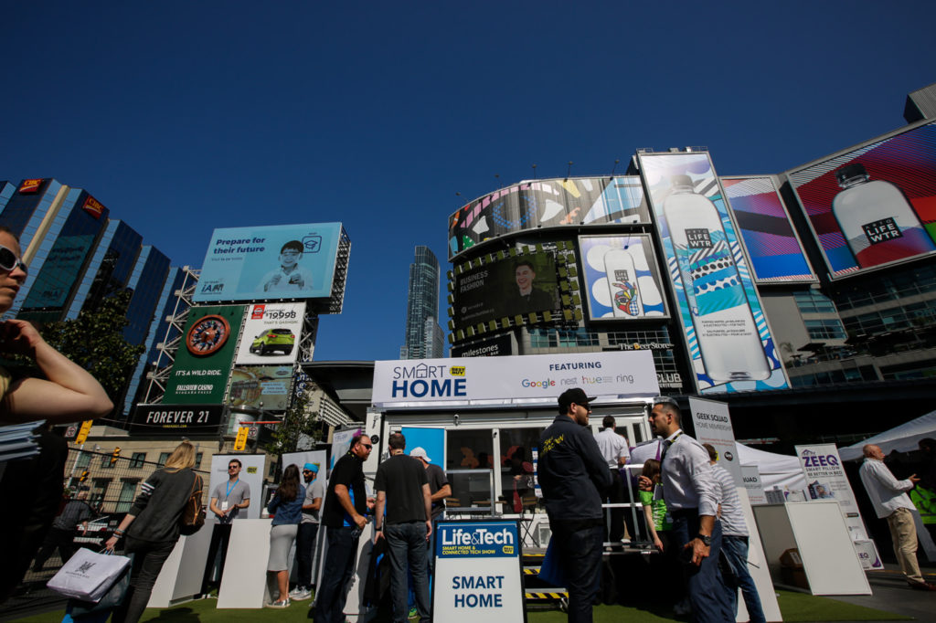 Best Buy Canada Life and Tech Toronto 2017
