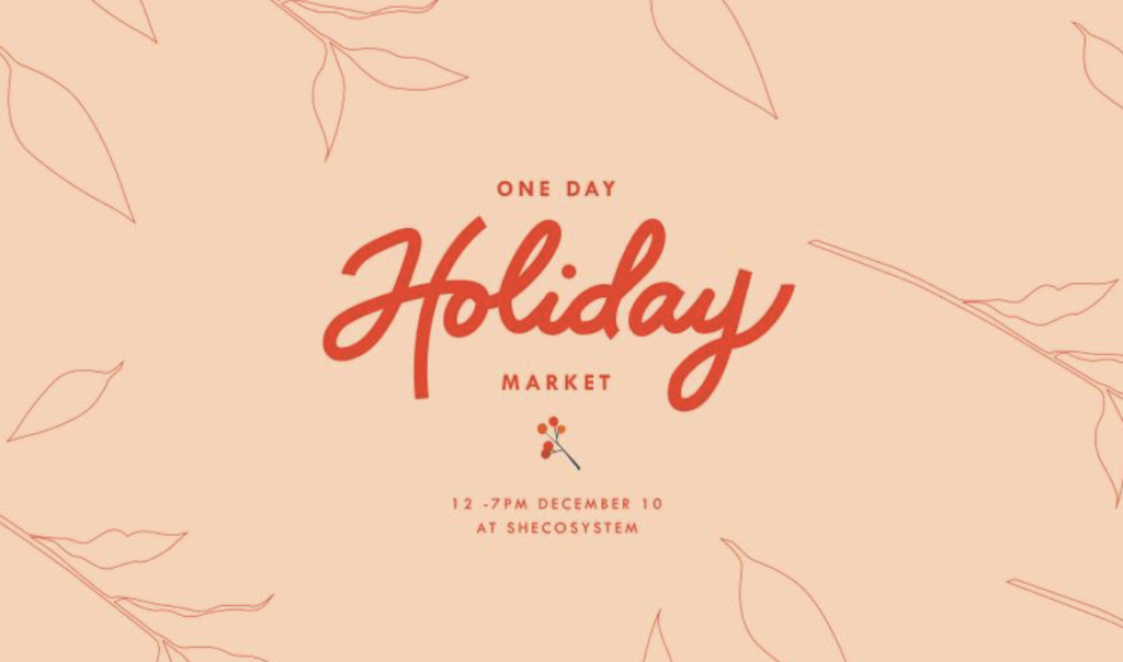 Toronto Holiday Pop Up Shops 2017