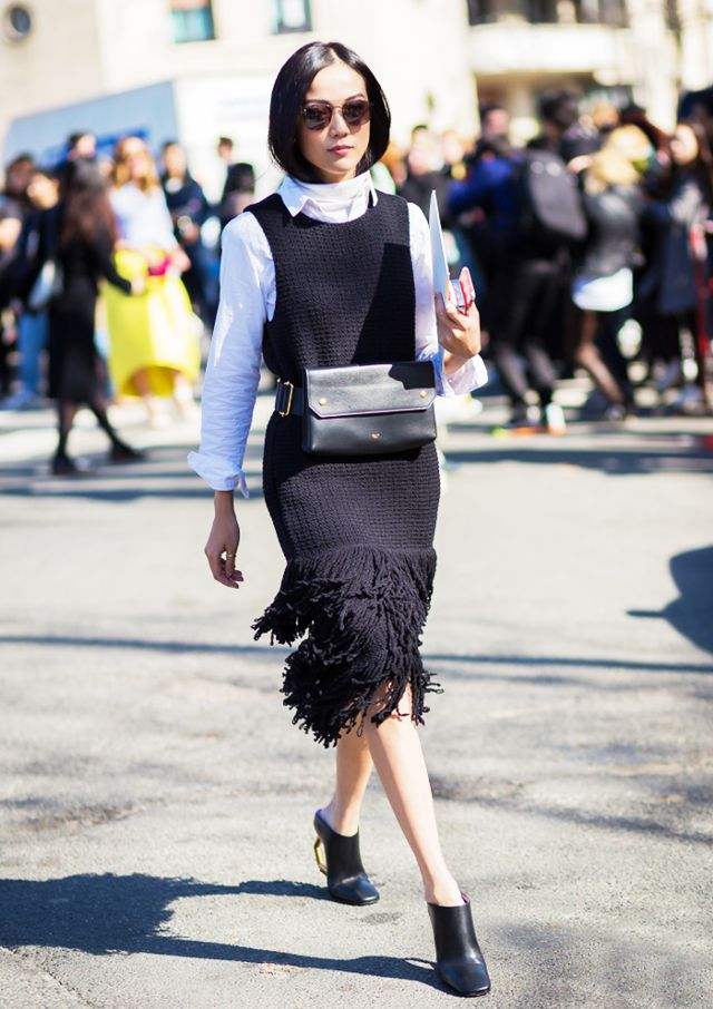 StyleBook Fanny Pack Trends Street Style How To Wear A Fanny Pack