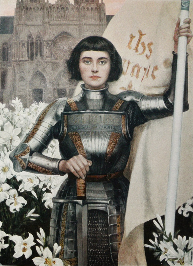 joan of arc - albert lynch